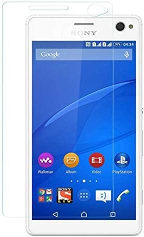 WVYMX Sony Xperia C4 Tempered Glass Screen Protector Anti Scratch Anti Glare Anti Fingerprint product image
