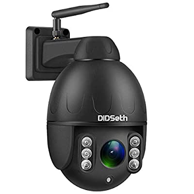 DIDSeth PTZ Wireless Security Camera Outdoor, 1...