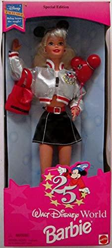 Barbie 1996 25th Walt Disney World