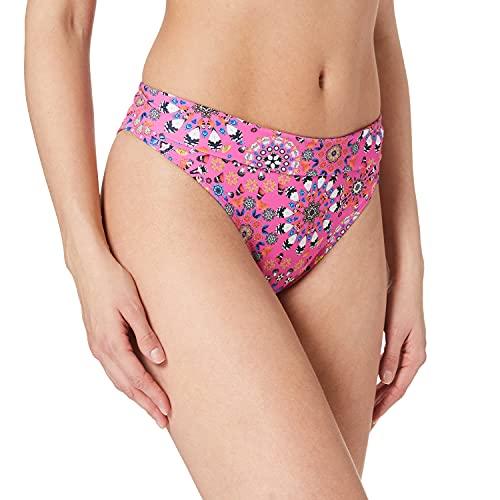 Desigual Womens Biki_Bahamas B Bikini Bottoms, Red, L