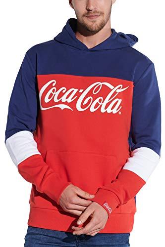 Herren Hoodie Coca Cola