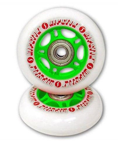 Razor Ripstik Wheels   Razor Ripstick Replacement Wheels, Green