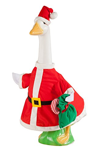 Fox Valley Traders Santa Goose Outfit