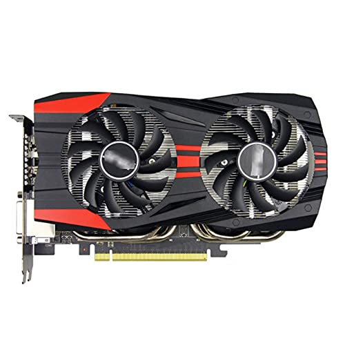 WERTYU Fit for ASUS GTX 760 2GB 256Bit GDDR5 Tarjetas de Video Fit for Nvidia Geforce GTX760 Tarjetas VGA usadas más Fuertes Que GTX 750 TI