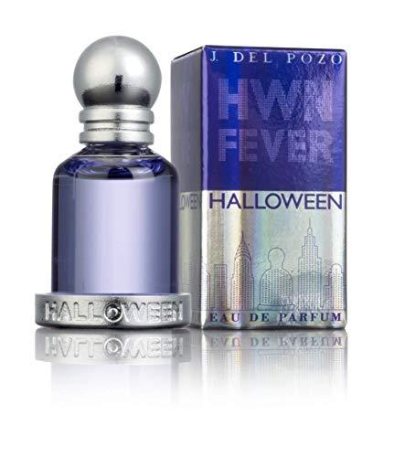 Mini perfume Halloween Fever Eau de parfum 4,5 ml. 0,15 FL.OZ Detalles de bodas, bautizos y comunion para invitados (1)