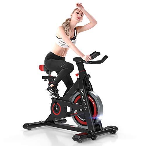 Zagzog Stationary Exercise Bike