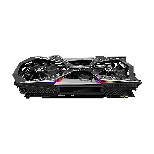 GUOJIAYI Colorful GeForce RTX 2080Ti Vulcan X OC Grafikkarte GPU GDDR6 11G 1770Mhz 2080 Ti Nvidia Grafikkarte TU102 HDMI USB Port