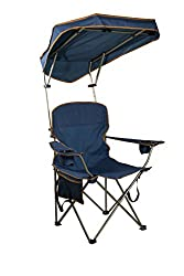 Quik Shade sports chairs with folding features