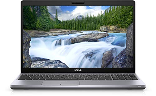 Dell Latitude 5510 15 Inch FHD Business Laptop (Grey) Intel Core i5-10210U, 8 GB RAM, 256 GB SSD, Win 10 Pro