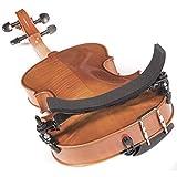 Bonmusica Schulterstütze 1/2 Metall verstellbar für Linkshänder