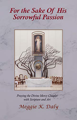 For the Sake of His Sorrowful Passion: Praying the Divine Mercy Chaplet with Scripture and Art (English Edition)