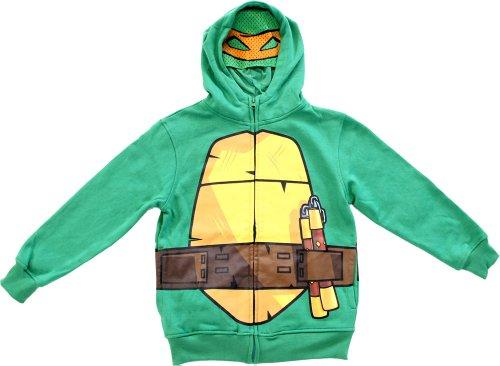 ninja turtle hoodie for kids - 3