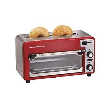 Hamilton Beach ensemble Toastation 22722 Toaster & Oven