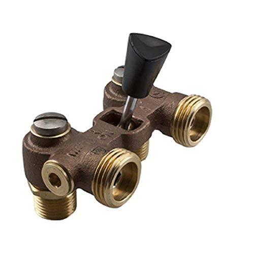 hot water shut off valve - 2