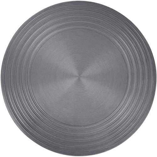 DMYX Schnelles Auftaublech mit Anti-Verbrühungs-Clip, Lebensmittel-Fleischteller, Wärmeübertragungsteller, Auftaubrett, 28 cm (28 cm)