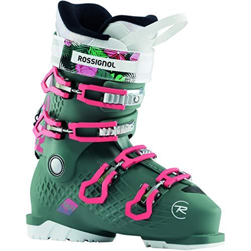 Rossignol - Chaussures De Ski Alltrack Rental W Femme Vert - Femme - Taille 40 - Vert