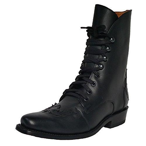 Mezcalero Primavera Women's Ankle Boots, Farbe:Black;Größe:40