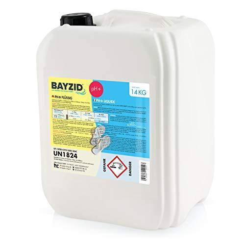 Höfer Chemie 1 x 14 kg pH Heber flüssig ORIGINAL im 14 kg Kanister für einen optimalen pH-Wert