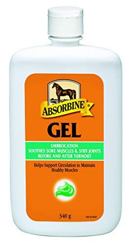 Absorbine Gel Embrocation - - Linimentos para caballos