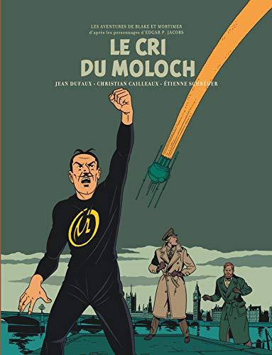 Blake & Mortimer - Tome 27 - Le Cri du Moloch / Edition spéciale, Bibliophile