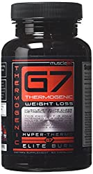 AMAZON - (MuscleJet) G7 Thermogenic Weight Loss