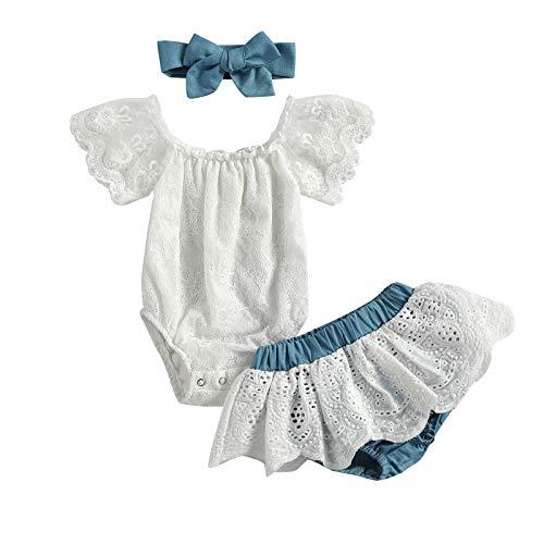 Newborn Infant Baby Girls Clothe...