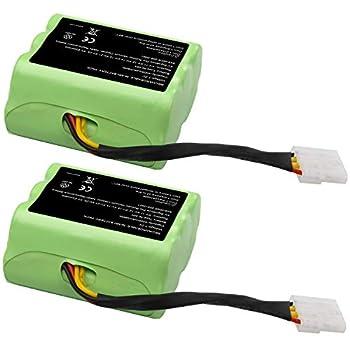 【Upgraded 4000mAh/58Wh 7.2V】 Super Capacity Battery for Neato XV-21 Battery for Neato XV-11 XV-12 XV-14 XV-15 XV-25 XV Essential XV Signature XV Signature Pro
