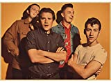 SHANGYOU Leinwand Poster Arctic Monkeys Rocker Retro
