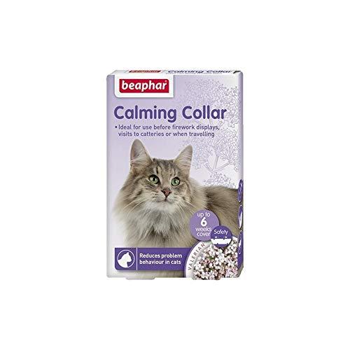 Beaphar Calming Collar para Gatos, 35 cm ⭐