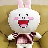 Dec0r Home Plüschtier Puppe Braunbär Connie Rabbit 50Cm Kindergeschenke Home Decoration...