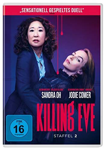 Killing Eve - Staffel 2 [2 DVDs]