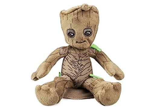 Plush Marvel Groot Mini Magnetic Shoulder Guardians of The Galaxy Volume 2