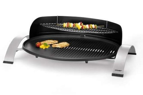 Cloer 6589 barbecue - barbecues & grills (Black) by Cloer