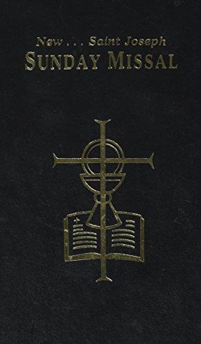 New Saint Joseph Sunday Missal and Hymnal