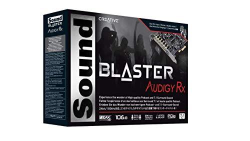 Creative Sound Blaster Audigy 5/RX - Tarjeta de sonido interna