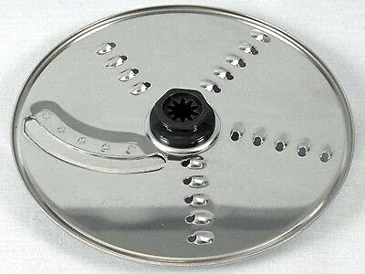 KENWOOD Multipro FPM264 FPP234 FPM Disque à trancher fin pour râper fin et gratter