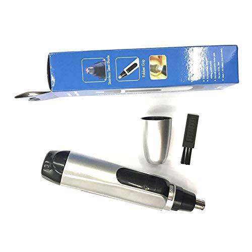 N/V Tragbarer Nasenhaartrimmer sauber Trimmen Nase Ohr Gesicht Entfernung Rasieren Haar Trimmer Elektrischer Rasierer Clipper Reiniger Werkzeug