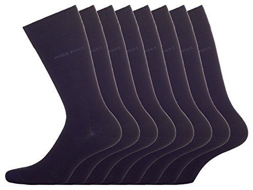 BOSS Hugo Herren Socken Twopack RS Uni 10112280 01, 8er Pack