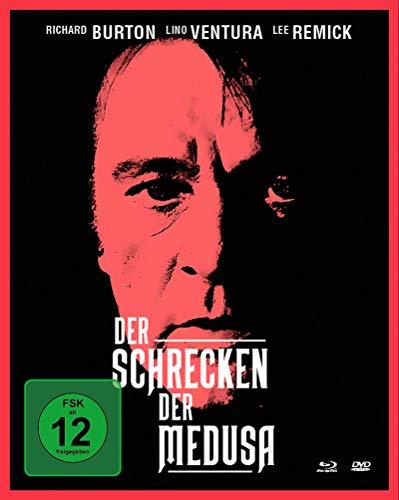 Der Schrecken der Medusa - Mediabook (+ DVD) [Blu-ray]