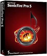SmartSound Sonicfire Pro 5 Scoring Edition w/Extra Disc