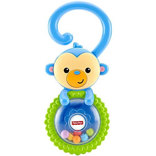 Fisher-Price Infant CGR93 - Dentaruolo Scimmietta, Multicolore