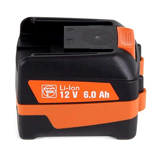 FEIN 92604184020 12v 6ah Li-ion Battery, 18 V, Colour, Size