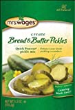 Mrs. Wages Quick Process Bread & Butter Pickle Mix 5.3 oz