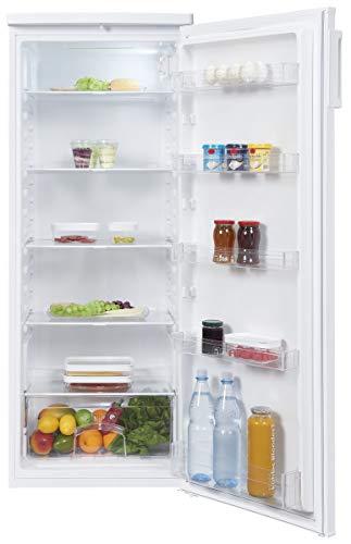 Exquisit Kühlschrank KS325-V-H-040E weiss   Standgerät   240 l Volumen   Weiß