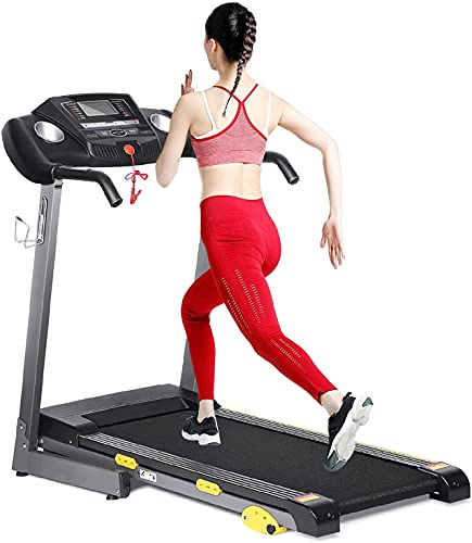 Foldable Treadmill Electric Treadmill...