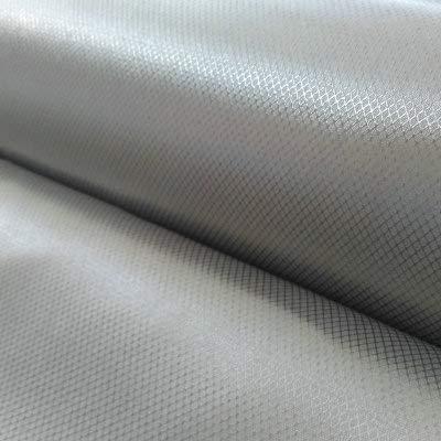 MOZHANG Tela Anti-radiación de 1.09m de Ancho, Impermeable/a Prueba de Aceite/corrosión RFID/emi/EMF/RF RFID Paño de protección RFID Use la Sala de Ordenador Blindaje de Cortina, 20 m