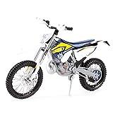 おもちゃのオートバイモデル 1:12 Husqvarna FE501用合金おもちゃダイキャスト車両収集可能な趣味オートバイモデルギフト毎日の家具の装飾