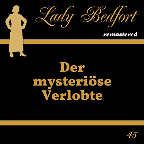 『Der mysteriöse Verlobte』のカバーアート