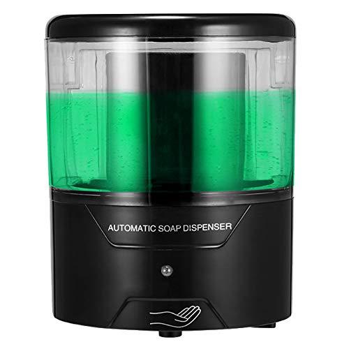Sunsbell Automático 600ml Dispensador de Jabón Montado en la Pared Sin Contacto...