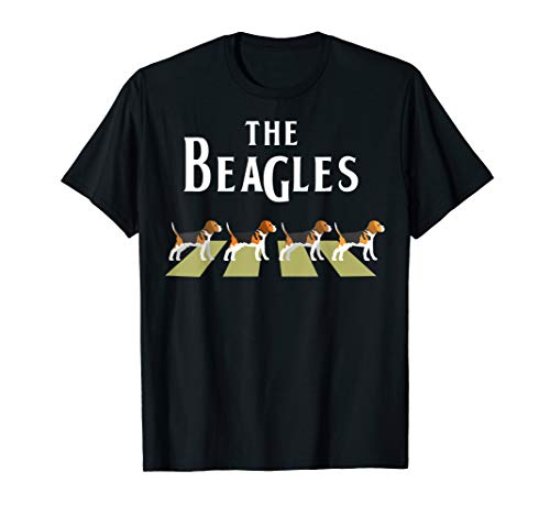 The Beagle Hund Hunde Lustig Beagle T-Shirt